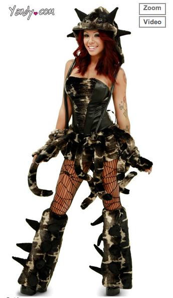 sexy halloween costume tarantula sc 1 st sick chirpse