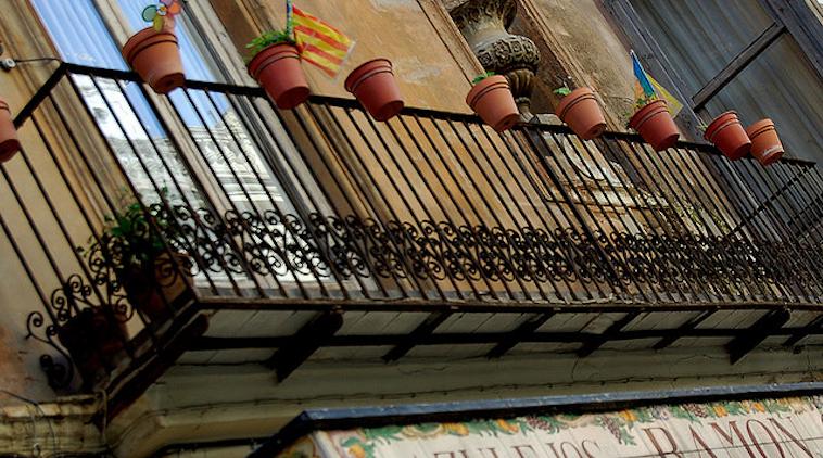 Valencia Balcony