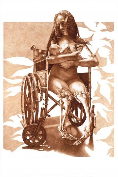 Vincent Castiglia - Woman And Child