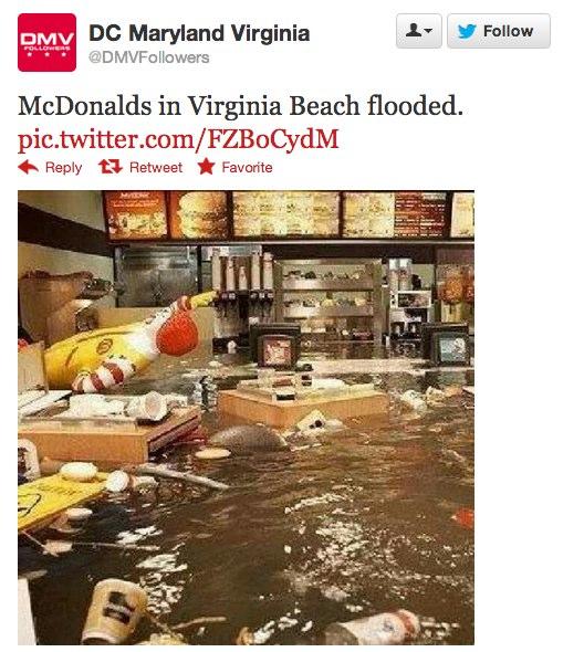 fake hurricane sandy 7