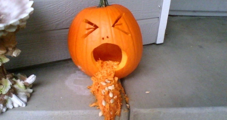The Redneck Way To Carve A Pumpkin Sick Chirpse