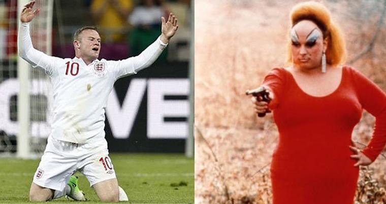 Wayne Rooney Divine