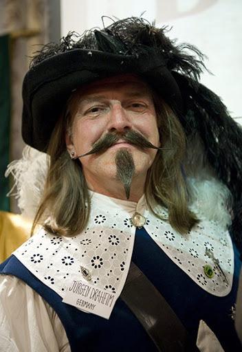 Beard - Partial - Muskateer - Dusan Lalos - Germany