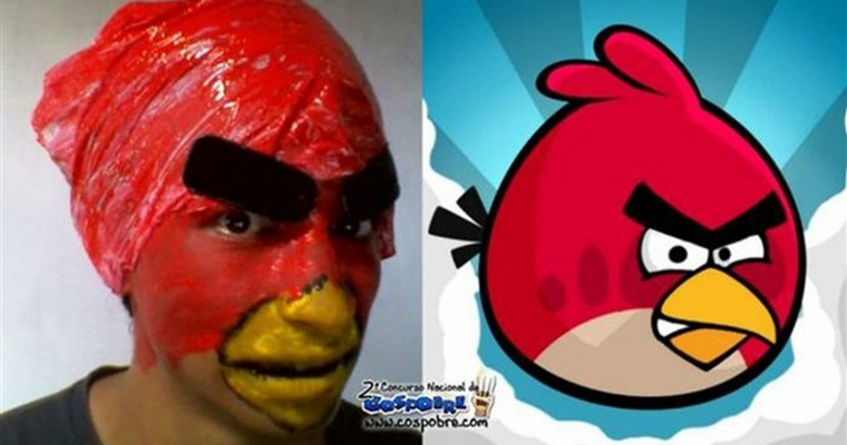 Best Fancy Dress - Angry Bird