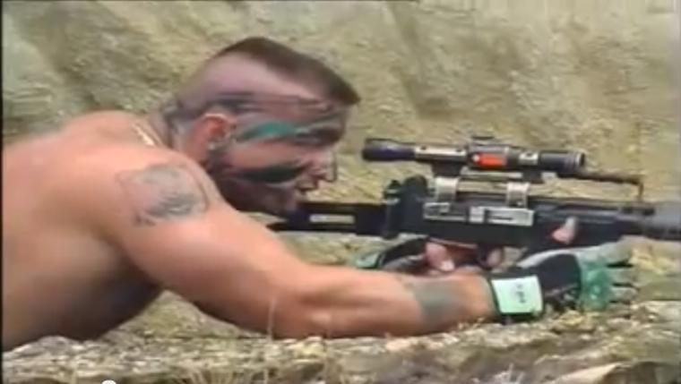 Bosnian Rambo