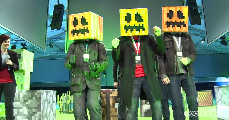 Minecon 2012 Costume Contest