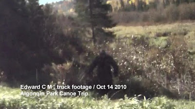 Edward Bigfoot Truck Footage