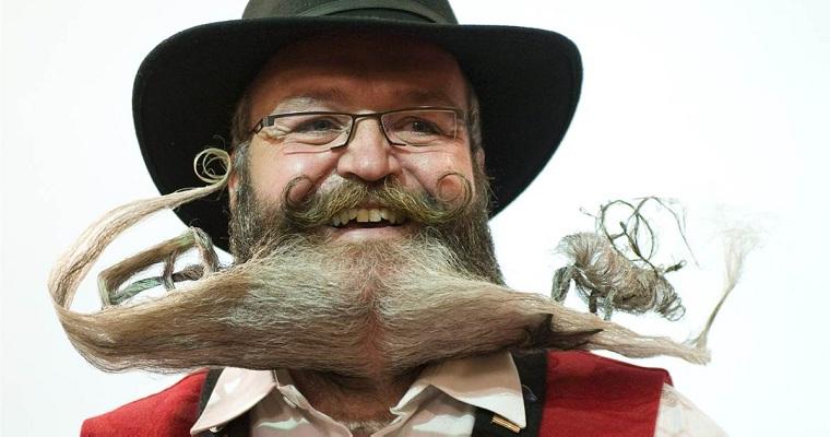 Freestyle Beard Winner