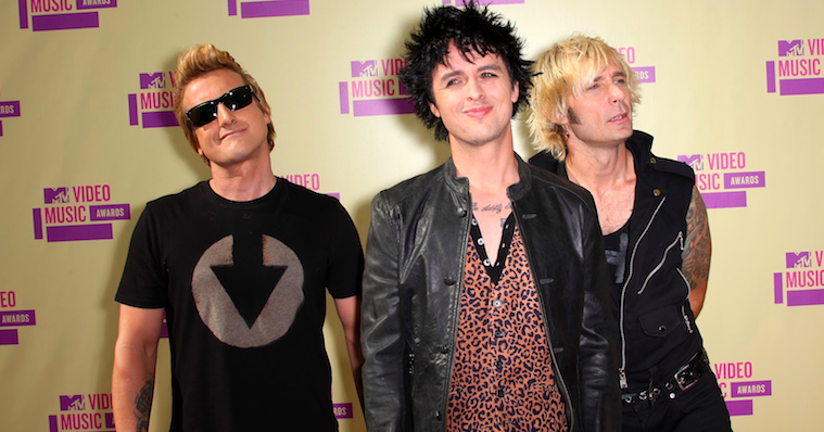 Green Day Old And Irrelevant