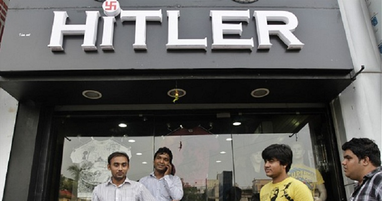 Hitler Shop India Front