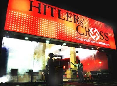 Hitlers Cross Indian Resteraunt