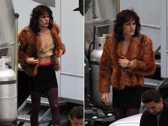 Jared Leto Transvestite 1