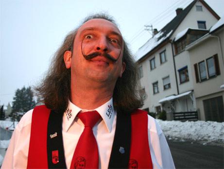 Moustache - Dali - Joachim Ott - 2004 Euro Champ