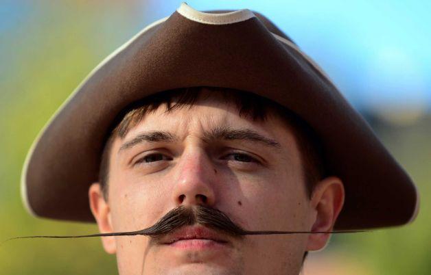 Moustache - English - Patrick Fette - Kentucky