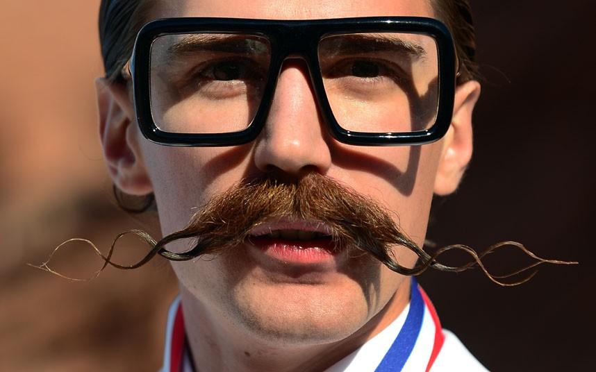 Moustache - Freestyle - Las Vegas 2012 Winner - Daniel Lawler