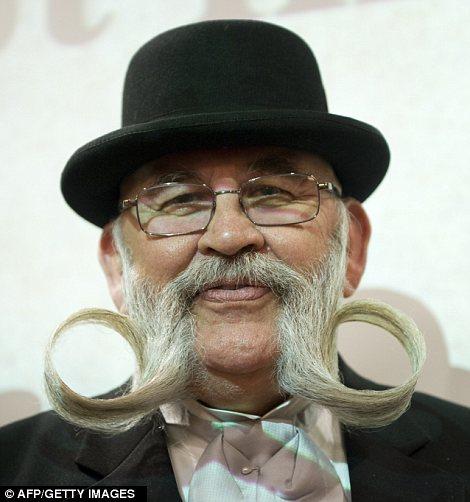 Moustache - Imperial