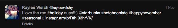 Starbucks Red Cup Tweets 15
