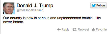 Donald Trump Election Reaction Tweet 8