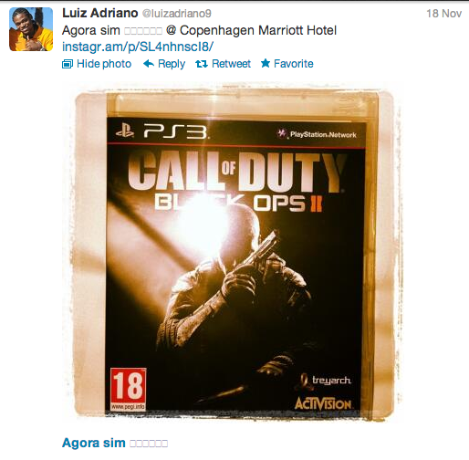 Luiz Adriano Tweet 6