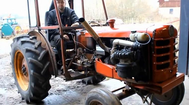Terror Tractor