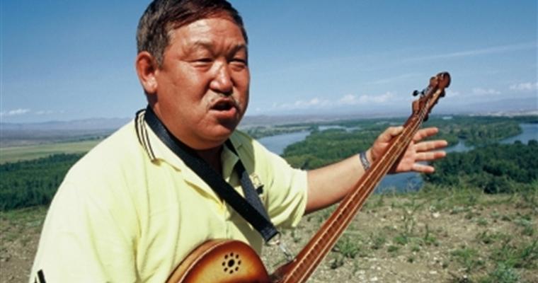Tuvan Throat Singer