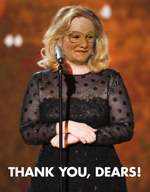 What If Adele Was Mrs Doubtfire 2