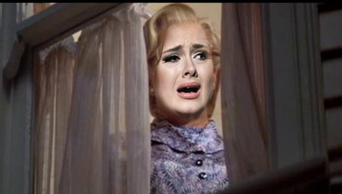 What If Adele Was Mrs Doubtfire 3