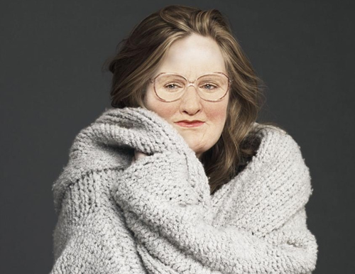 What If Adele Was Mrs Doubtfire 5