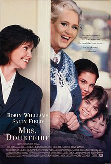 What If Adele Was Mrs Doubtfire 6