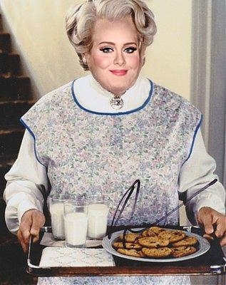 What If Adele Was Mrs Doubtfire 7
