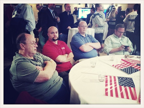 White People Mourning Romney 11