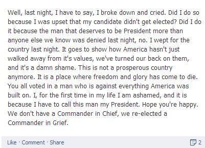 White People Mourning Romney 14