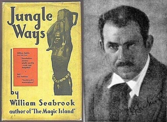 William Seabrook - Jungle Ways
