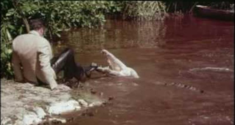 live and let die crocodile jump