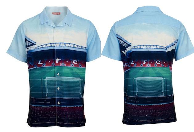liverpool stadium shirt