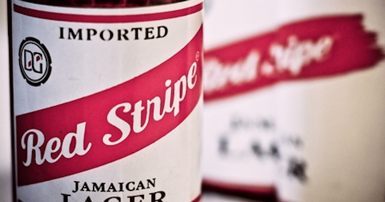 red stripe off licence viral advert