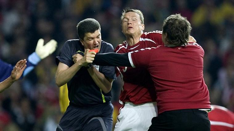 referee assault