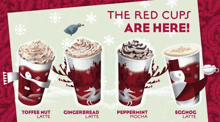 starbucks red cups featured