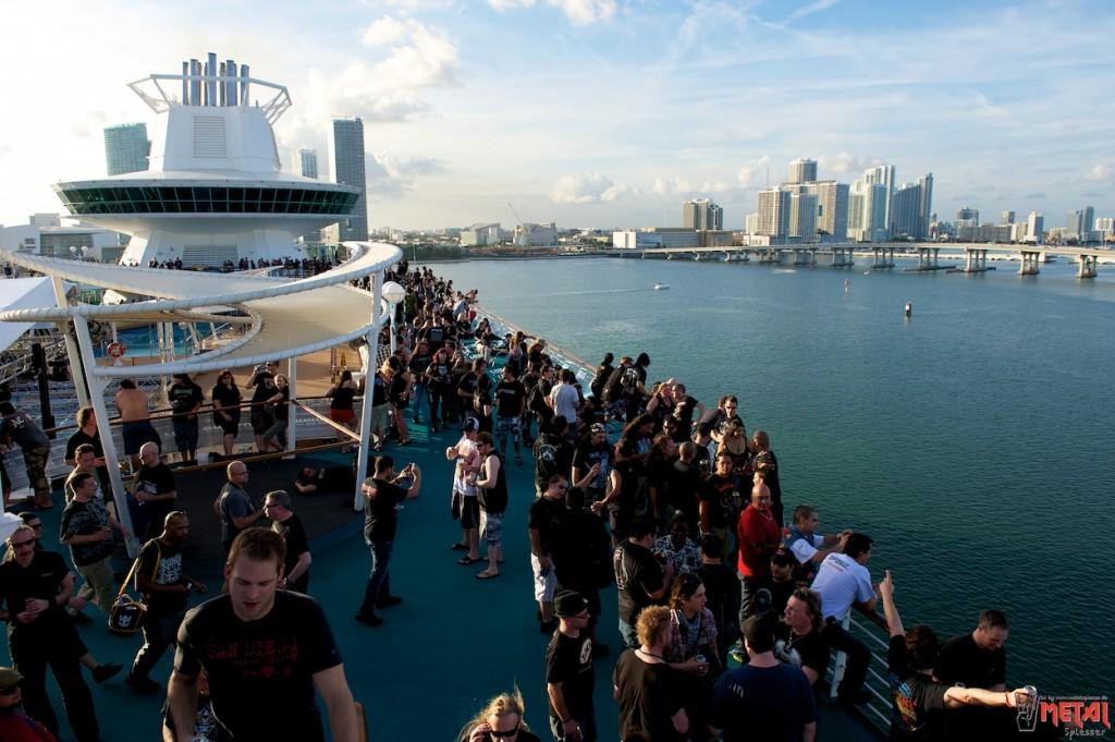 70000tons of Metal Cruise 2012