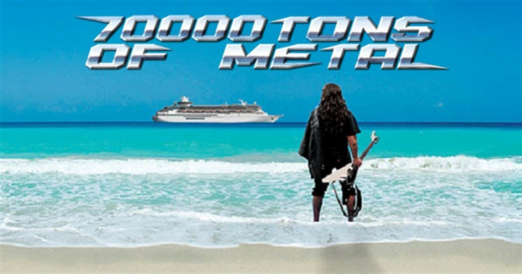 70000 Tons Of Metal - Flyer Top