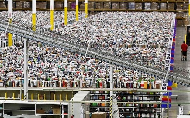 Amazon Warehouse 1