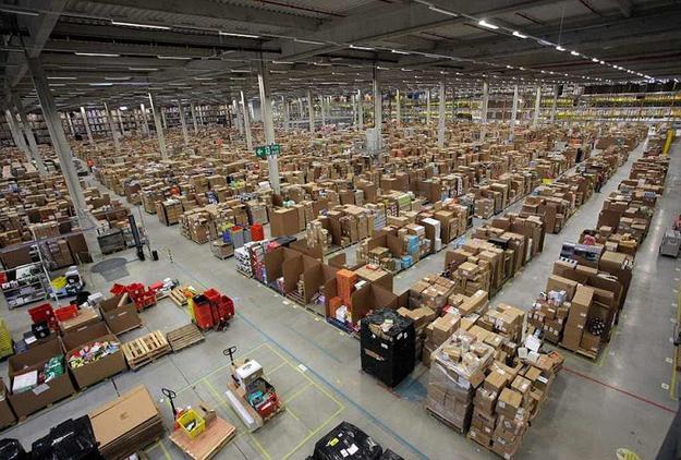 Amazon Warehouse 2