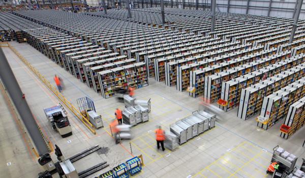 Amazon Warehouse 3