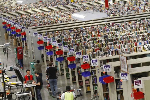 Amazon Warehouse 4