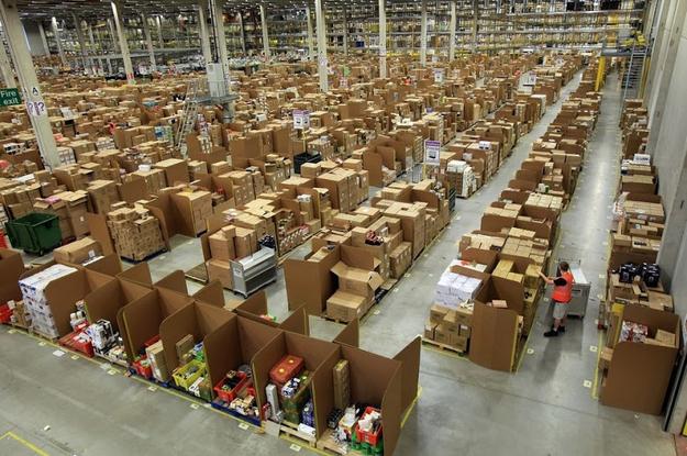 Amazon Warehouse 5