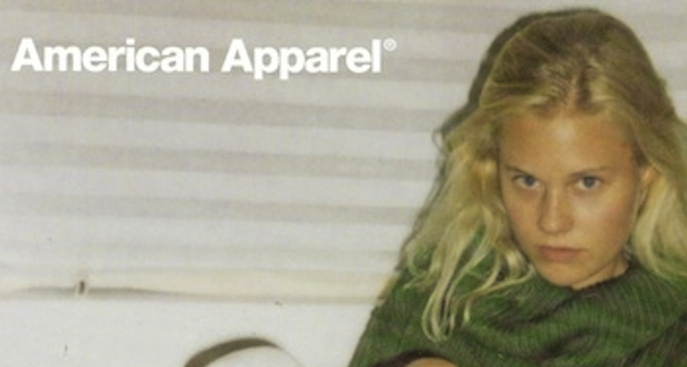 American Apparel Banned Advert Featured