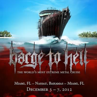 Barge To Hell - Flyer
