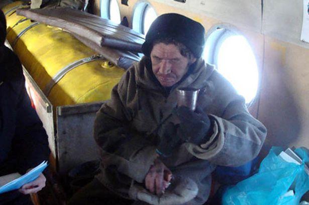 Cannibal Survivor - Alexander Abdullaev 37 - Saved