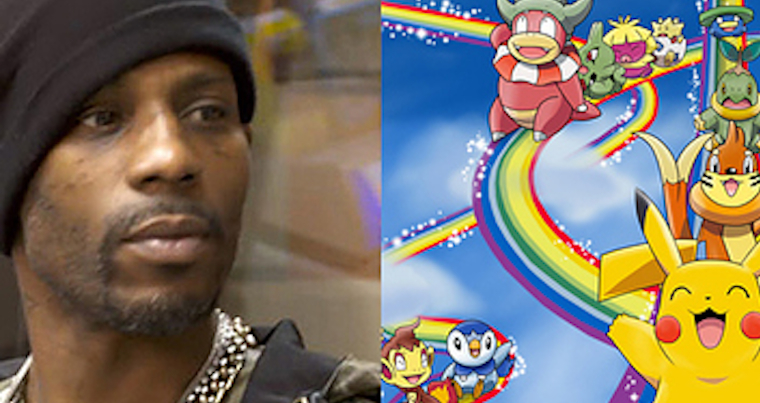 DMX Pokemon