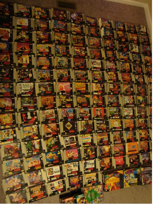 Every SNES Game Ever 5